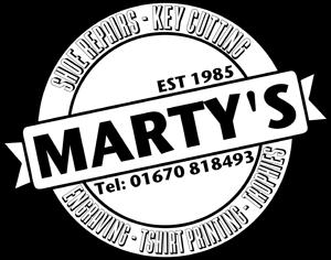 Printing Services - Marty's of Ashington